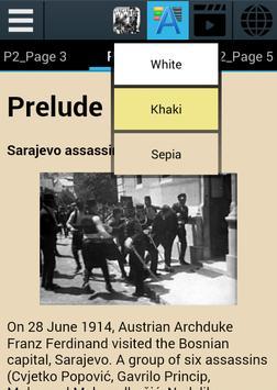 World War I History screenshot 4