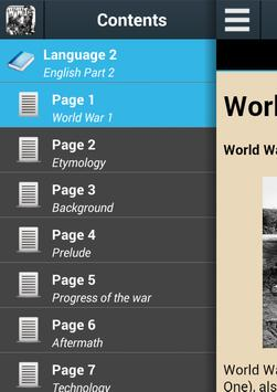 World War I History screenshot 6