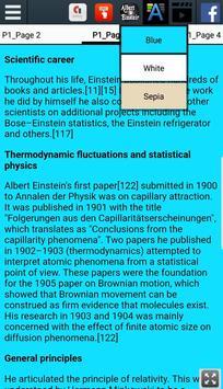 Albert Einstein screenshot 4