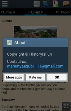 Ancient Carthage History apk screenshot