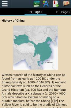Ancient China History apk screenshot