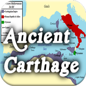 Ancient Carthage History icon