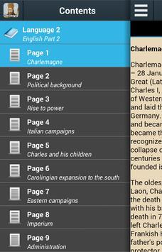 Biography of Charmelagne poster