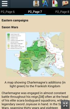 Biography of Charmelagne screenshot 2
