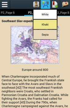 Biography of Charmelagne screenshot 4