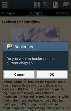 Biography of Charmelagne apk screenshot