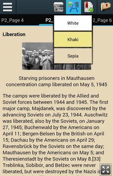 Nazi concentration camps apk screenshot