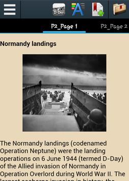 D-Day History screenshot 1