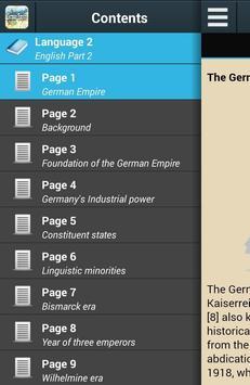 German Empire History poster