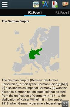 German Empire History apk screenshot