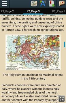 Holy Roman Empire History apk screenshot