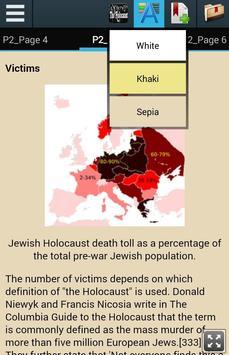 The Holocaust History apk screenshot