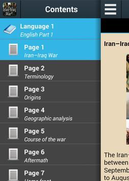 Iran–Iraq War History poster