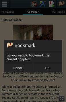 Biography of Napoleon apk screenshot