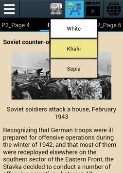Battle of Stalingrad History apk screenshot