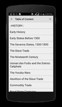 History of Nigeria screenshot 2