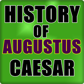History of Augustus Caesar icon