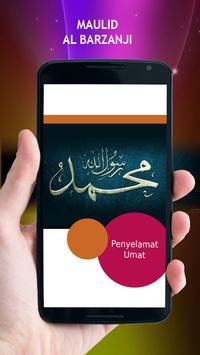 Maulid Al Barzanji poster