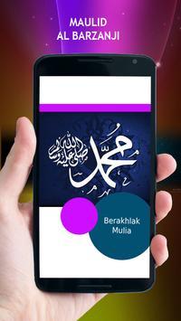 Maulid Al Barzanji apk screenshot