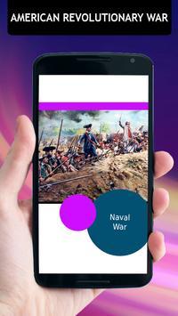 American Revolutionary War apk screenshot