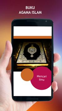 Buku Agama Islam poster
