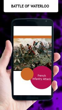 Battle Of Waterloo History poster