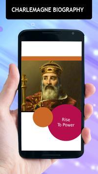 Charlemagne Biography screenshot 3