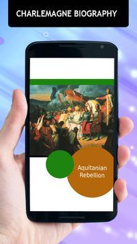 Charlemagne Biography screenshot 4