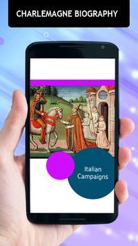 Charlemagne Biography screenshot 8