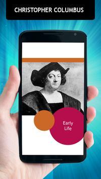 Christopher Columbus Biography apk screenshot