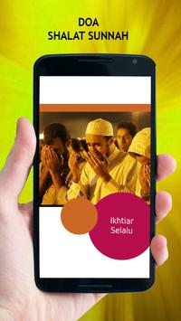 Doa Shalat Sunnah poster