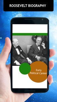 Franklin D Roosevelt Biography screenshot 1