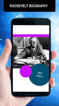 Franklin D Roosevelt Biography screenshot 2