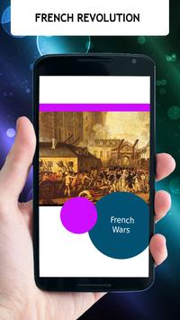 French Revolution History apk screenshot