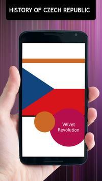 History Of Czech Republic poster