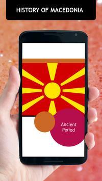 History Of Macedonia poster