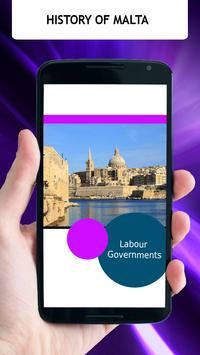 History Of Malta apk screenshot
