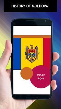 History Of Moldova poster