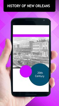 History Of New Orleans apk screenshot