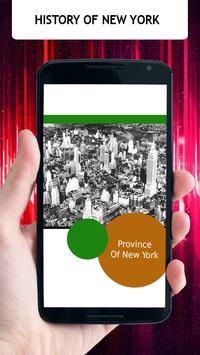 History Of New York apk screenshot