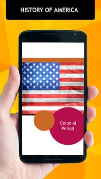 History Of America poster