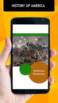 History Of America apk screenshot