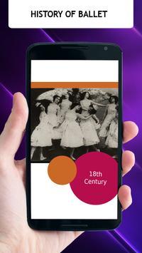 History Of Ballet apk screenshot