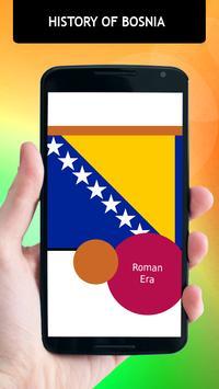 History Of Bosnia Herzegovina poster