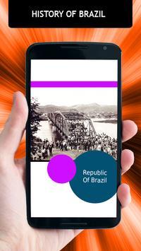 History Of Brazil apk screenshot