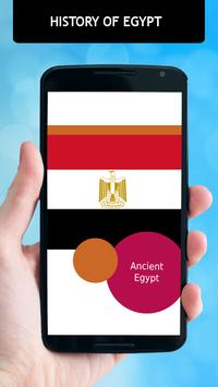 History Of Egypt poster