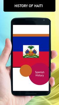 History Of Haiti poster