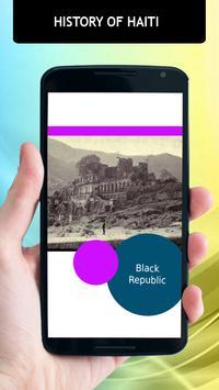 History Of Haiti apk screenshot