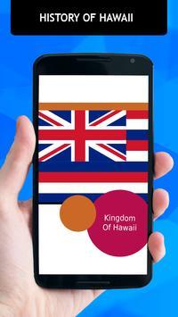 History Of Hawaii poster