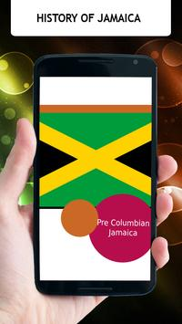 History Of Jamaica poster